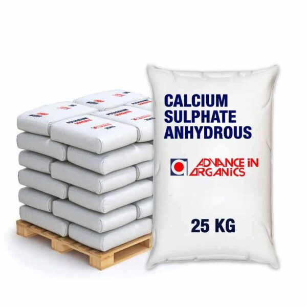 Calcium Sulphate Anhydrous