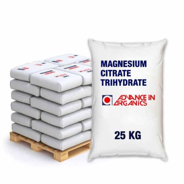 Magnesium Citrate Trihydrate